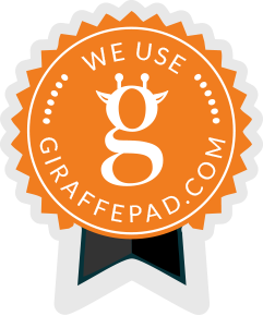 We Use Giraffe Pad